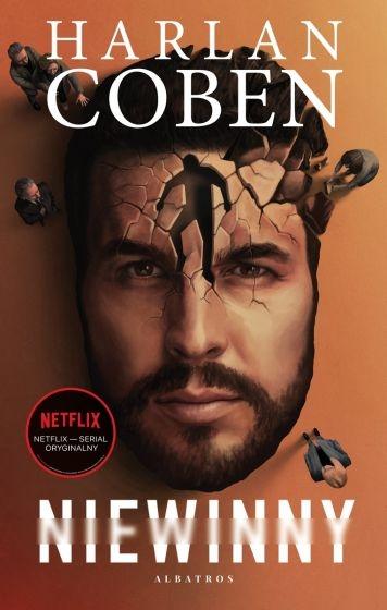 Niewinny (wydanie filmowe)  - Harlan Coben | okładka