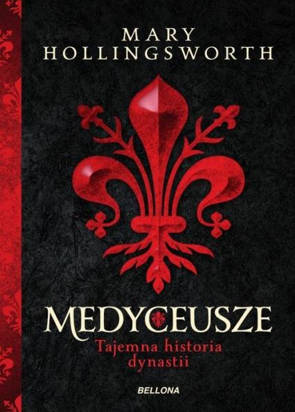 Medyceusze - Mary Hollingsworth | okładka