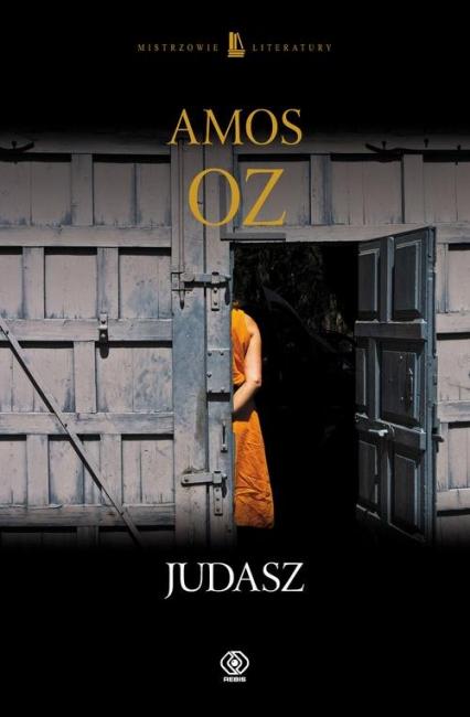 Judasz - Amos Oz   okładka