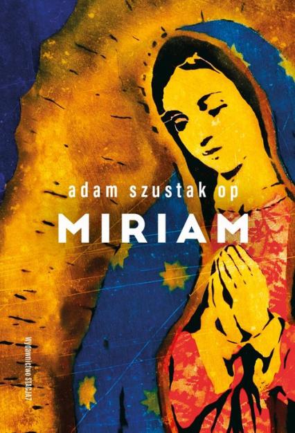 Miriam - Adam Szustak | okładka