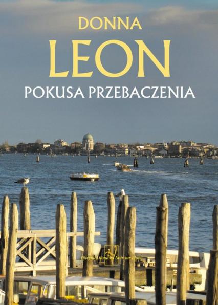 Pokusa przebaczenia - Donna Leon | okładka