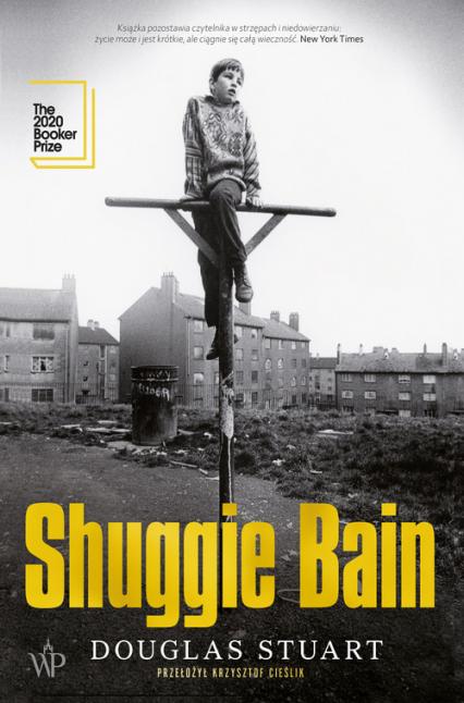 Shuggie Bain  - Douglas Stuart | okładka