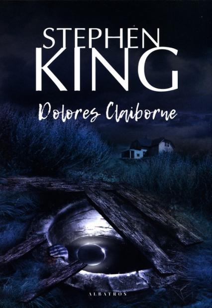 Dolores Claiborne - Stephen King   okładka