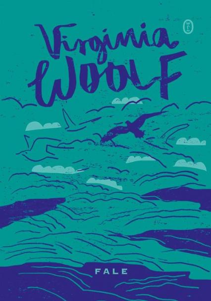 Fale - Virginia Woolf   okładka