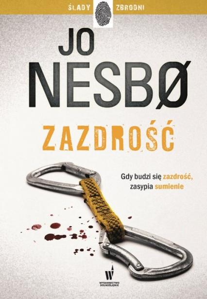 Zazdrość - Jo Nesbo | okładka