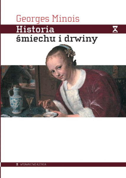 Historia śmiechu i drwiny - Georges Minois   okładka