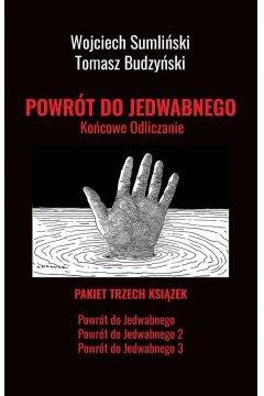 Pakiet Powrót do Jedwabnego. Końcowe Odliczanie  - Tomasz Budzyński, Wojciech Sumliński   okładka