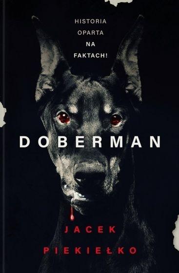 Doberman - Jacek Piekiełko | okładka