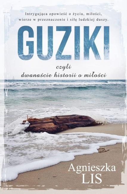 Guziki - Agnieszka Lis   okładka