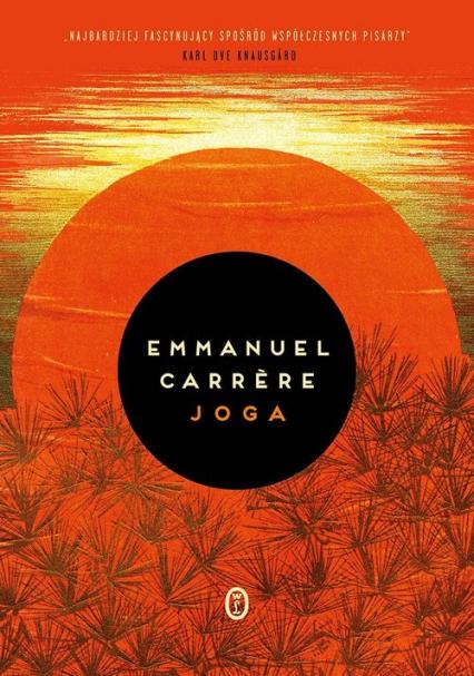 Joga - Emmanuel Carrre | okładka