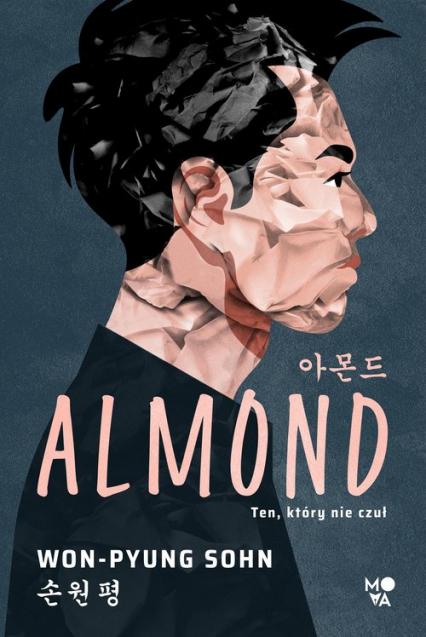 Almond Ten, który nie czuł - Sohn Won-Pyung   okładka