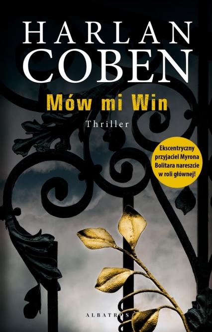Mów mi Win  - Harlan Coben   okładka