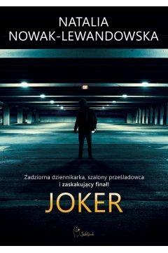 Joker - Natalia Nowak-Lewandowska   okładka