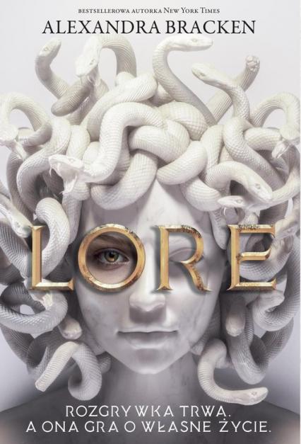 Lore - Alexandra Bracken | okładka