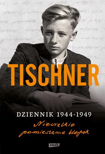 Dziennik 1944-1949. Niewielkie pomieszanie klepek - Józef Tischner | okładka