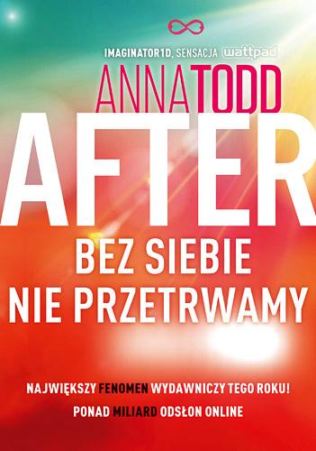After 4. Bez siebie nie przetrwamy - Anna Todd | okładka