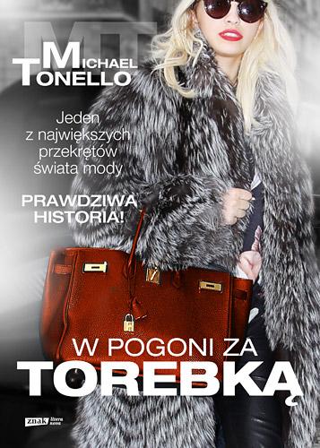 W pogoni za torebką - Michael Tonello | okładka