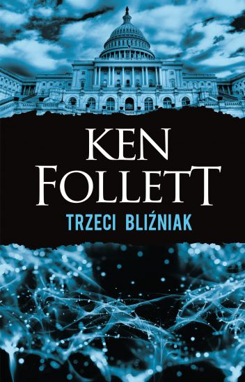 Trzeci bliźniak - Ken Follett | okładka