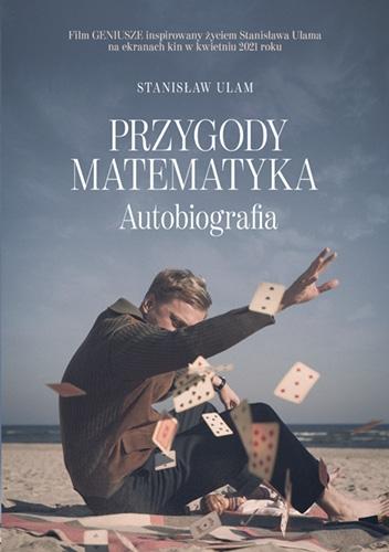 Przygody matematyka [wyd. filmowe] - Ulam Stanisław | okładka