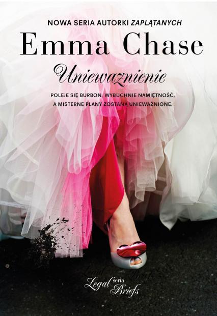 Unieważnienie - Emma Chase | okładka