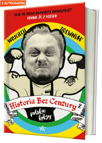 Historia bez cenzury 2 - Wojciech Drewniak | okładka