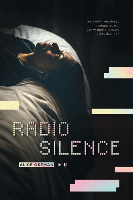 Radio Silence - Alice Oseman   okładka