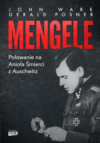 Mengele - John Ware, Gerald Posner | okładka