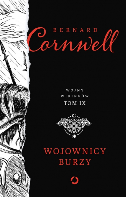Wojownicy burzy. Tom 9 - Bernard Cornwell | okładka