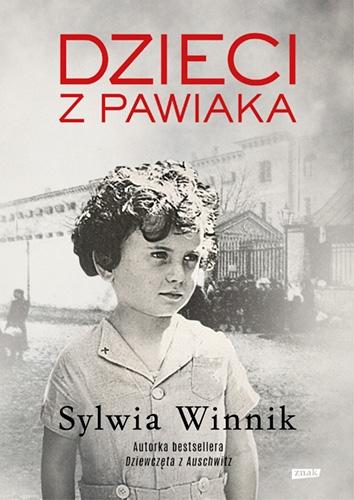 Dzieci z Pawiaka - Winnik Sylwia   okładka