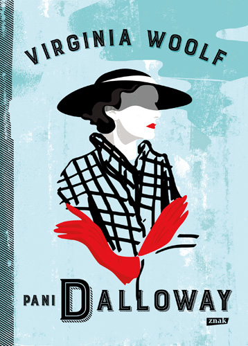 Pani Dalloway - Virginia Woolf  | okładka
