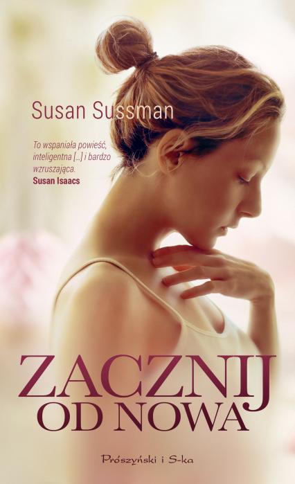 Zacznij od nowa - Susan Sussman | okładka