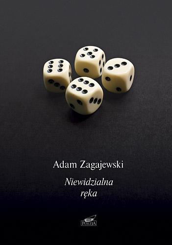Niewidzialna ręka - Adam Zagajewski  | okładka