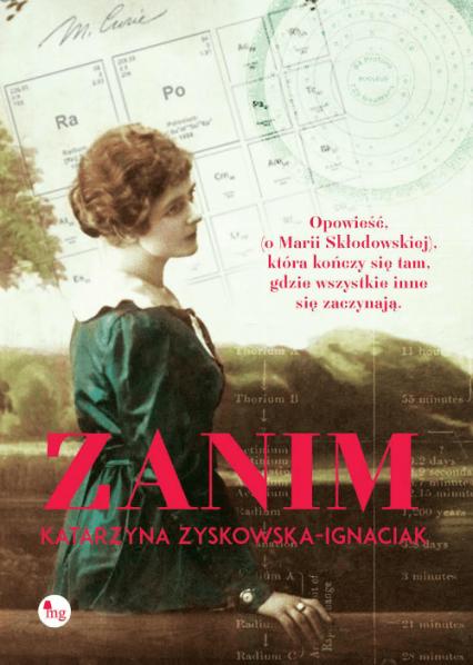 Zanim - Katarzyna Zyskowska-Ignaciak | okładka