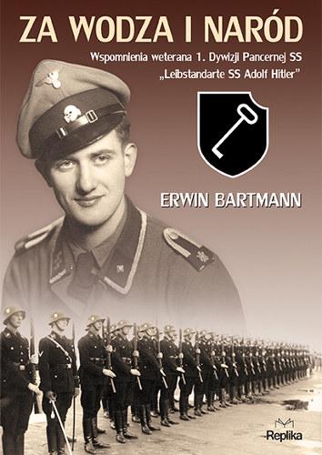 Za wodza i naród - Erwin Bartmann   okładka