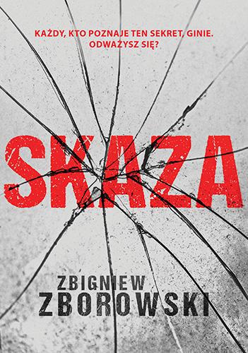 Skaza - Zbigniew Zborowski | okładka