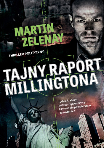 Tajny raport Millingtona - Martin ZeLenay | okładka