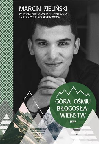 Góra ośmiu błogosławieństw - Marcin Zieliński | okładka
