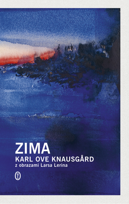 Zima - Knausgard Karl Ove | okładka