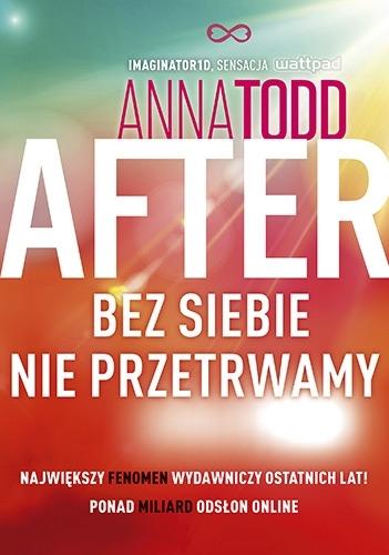 After 4. Bez siebie nie przetrwamy 2020 - Anna Todd | okładka
