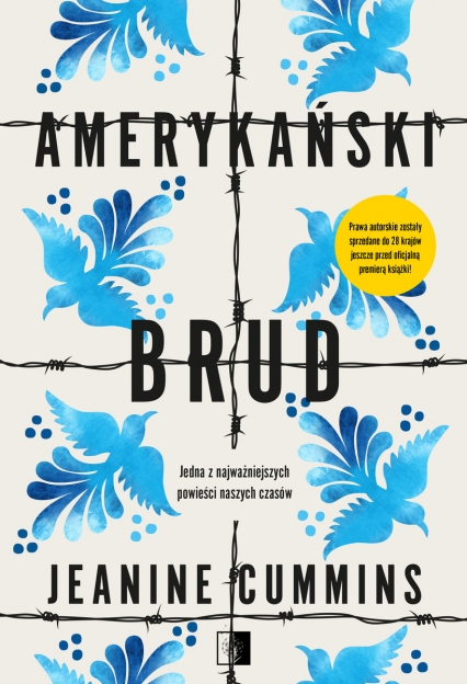 Amerykański Brud - Jeanine Cummins | okładka