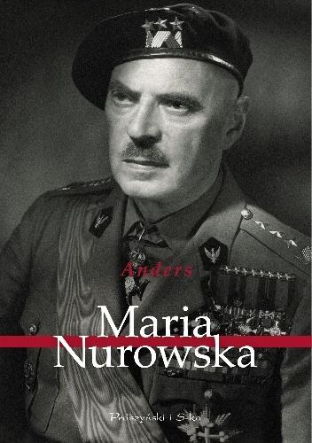 Anders - Maria Nurowska | okładka