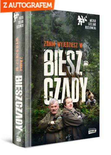 Zanim wyjedziesz w Bieszczady - Maciej  Kozłowski | okładka