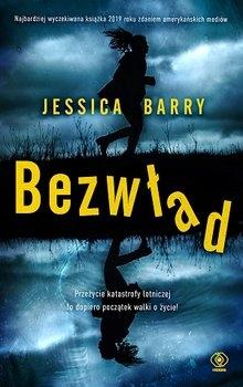 Bezwład - Jessica Barry    okładka