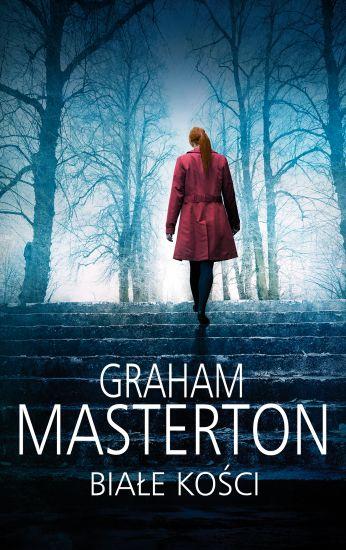 Białe kości - Graham Masterton | okładka