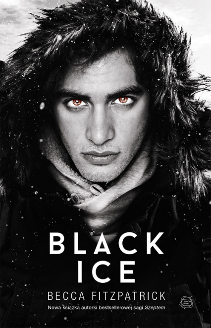 Black Ice - Becca Fitzpatrick | okładka