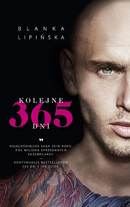 Kolejne 365 dni - Blanka Lipińska | okładka