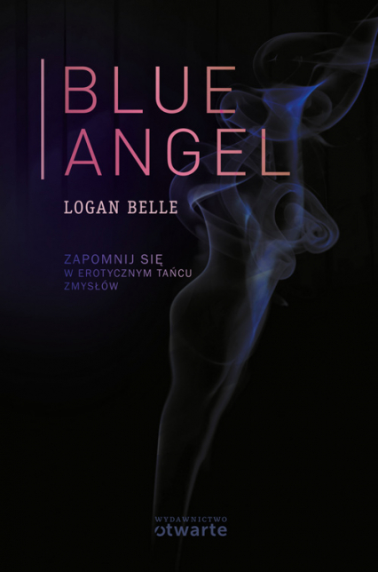 Blue Angel - Logan Belle | okładka