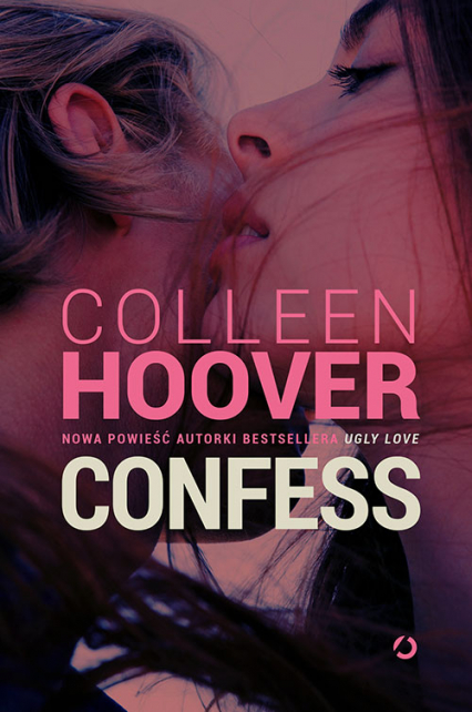 Confess - Colleen Hoover | okładka