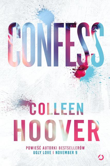 Confess - Colleen Hoover | okładka