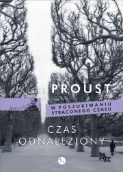Czas odnaleziony - Marcel Proust | okładka